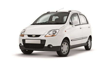 Chevrolet Spark - Hippo Car Hire South Africa